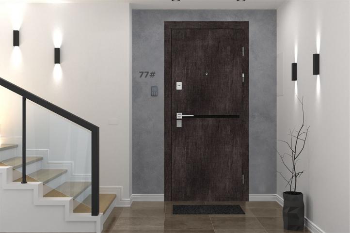 Входные двери STZ-002 Rodos Standart - 1
