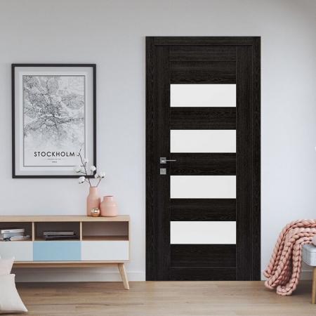Купить межкомнатные двери Milano Rodos