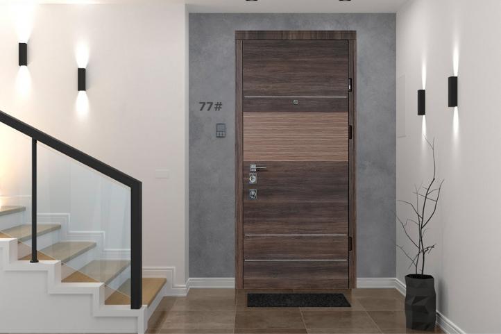 входные двери Berez Standart Бревис Plus - 1