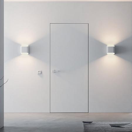 Купить межкомнатные двери скрытого монтажа Prime  Папа Карло