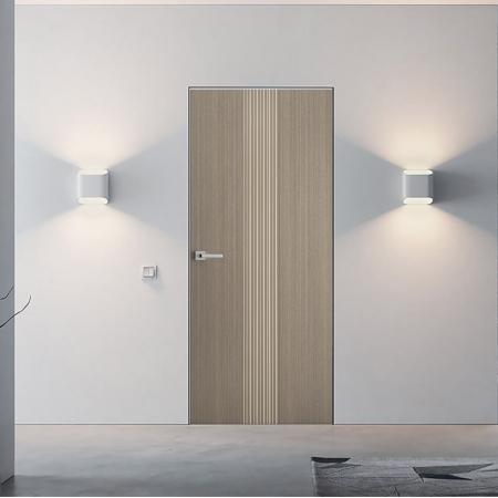 Купить межкомнатные двери скрытого монтажа Centro Папа Карло