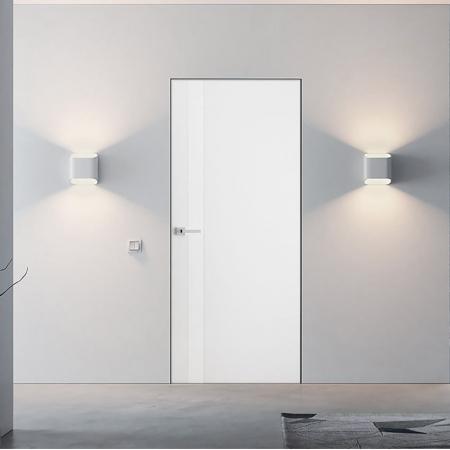 Купить межкомнатные двери скрытого монтажа Lungo Папа Карло