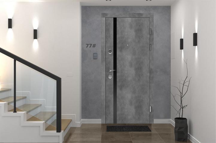 Входные двери STZ-006 Rodos Standart - 1