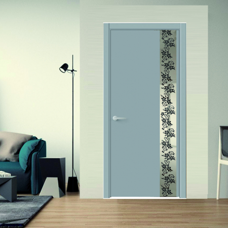 Купить межкомнатные двери Unica Flare 48 Wake Wood