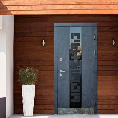 Купить входные двери Трио-Сити Термопласт
